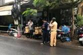 Hải Phòng: Nổ súng tại quán trà hoa cúc, 1 người bị thương