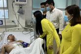 Báo động đỏ cứu bệnh nhân suy hô hấp bị đâm thủng bụng