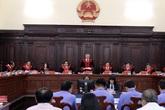 Ủy ban Tư pháp của Quốc hội họp phiên toàn thể liên quan đến vụ án Hồ Duy Hải