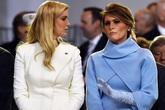 Mối quan hệ mẹ kế - con chồng trong nhà ông Trump: Bà Melania không ưa ái nữ Ivanka Trump?