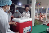 Cuộc chạy đua xuyên Việt ghép tim từ người phụ nữ cho một nam giới