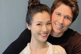 Thương mẹ bầu Hoàng Oanh: Ông xã không thể kề cận chăm sóc từ lúc mang thai cho đến ngày cận vượt cạn chỉ vì 1 lí do
