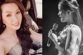 """""""Hai lần đò"""" trắc trở của 2 ca sĩ nổi tiếng showbiz Việt cùng tên Hồng Nhung"""