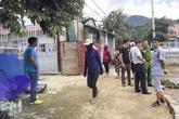Xác định nguyên nhân vụ thảm án ở Điện Biên khiến 3 người tử vong