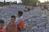 Đã tìm thấy thi thể hai học sinh cấp 3 ở Hải Dương gặp nạn trên sông Thái Bình