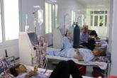 Bệnh viện Giao thông vận tải (KV Hải Phòng) hỏng máy chạy thận, nhiều bệnh nhân lo lắng