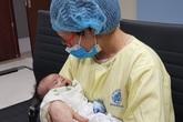 Ca mổ lúc 2h sáng cứu em bé 15 giờ tuổi mắc tứ chứng Fallot hiếm gặp