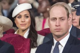 """Meghan Markle """"vô hình"""" trong cuộc gọi chúc mừng sinh nhật Hoàng tử William của Harry"""