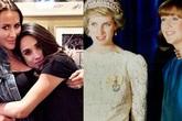 Bức ảnh cũ của Công nương Diana và người bạn thân khiến dư luận dậy sóng đồn đoàn Meghan Markle là kẻ toan tính