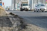 Hà Nội: Cận cảnh mặt cầu Thăng Long xuống cấp nghiêm trọng trước lúc đại tu lần 3