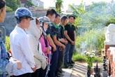 Lễ tang đặc biệt của hơn 400 thai nhi xấu số tại Hải Phòng