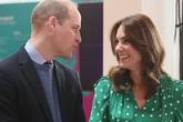Công nương Kate kìm mình để không lấy mất 'hào quang' của William