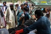 Nổ bom đẫm máu ở chợ gia súc Afghanistan, 23 dân thường thiệt mạng