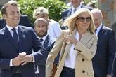 Diện mạo mới sau phẫu thuật thẩm mỹ của Đệ nhất Phu nhân Pháp khiến Tổng thống trẻ tuổi mê mệt