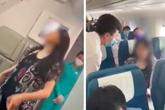 Diễn biến vụ việc nữ hành khách tự nhận tâm thần, không chịu được mùi nước hoa, làm loạn chuyến bay của Vietnam Airlines