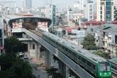 Đường sắt Cát Linh - Hà Đông chưa hẹn ngày vận hành, nhưng dân có thể... trồng rau, nuôi gà ngay phía dưới