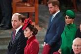 William không hài lòng vì Harry tiêu hoang từ khi gặp Meghan
