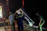Nạn nhân thứ 4 đã tử vong trong vụ ô tô lao xuống biển ở Quảng Ninh