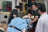 Đại diện CDC Mỹ chúc mừng Bệnh viện Chợ Rẫy thành công trong điều trị BN 91