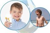 Nước ion canxi giúp ngăn chặn tình trạng loãng xương ở trẻ nhỏ