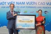 """Đầu tư 55 tỷ đồng, sữa Cô Gái Hà Lan thực hiện chương trình chiến lược dài hạn """"vì một Việt Nam vươn cao vượt trội"""""""