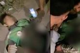Gia cảnh khốn khó của tài xế grab bị nhóm cướp đâm trọng thương trên đê sông Đuống