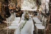 Chồng tặng vợ tiệc kỷ niệm ngày cưới như chuyện cổ tích trong khu rừng bí mật ở Hải Phòng