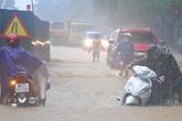 Mưa lũ ở Hà Giang lớn nhất trong vòng 60 năm qua