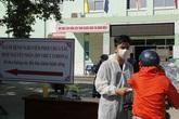 9 nhân viên y tế nơi bệnh nhân 418 từng đến khám bệnh phải cách ly, lấy mẫu xét nghiệm
