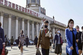 Triều Tiên có ca nghi nhiễm Covid-19 đầu tiên, phong tỏa một thành phố