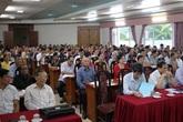 Tổng cục Dân số tổ chức tọa đàm cung cấp thông tin cho người cao tuổi tại Lai Châu