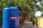 """Dự án nước sạch """"đắp chiếu"""", người dân lay lắt trong những ngày nắng hạn"""