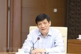 """Dồn tối đa lực lượng tinh nhuệ, Bộ Y tế lập """"bộ chỉ huy tiền phương"""" tại Đà Nẵng"""