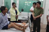 Hà Tĩnh: Bắt khẩn cấp đối tượng dùng dao chém công an viên