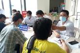 Quảng Bình tiếp nhận, cách ly gần 250 sinh viên người Lào