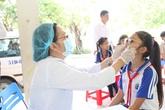 Bộ GD&ĐT: Không để lây lan bệnh bạch hầu trong trường học
