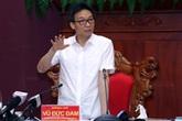 Phó Thủ tướng Vũ Đức Đam: Việt Nam đối mặt sức ép lớn trong đợt dịch thứ ba