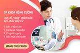 Phòng khám đa khoa Hồng Cường - Phòng khám phụ khoa HCM