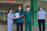 Đà Nẵng công bố thêm 1 ca COVID-19 khỏi bệnh