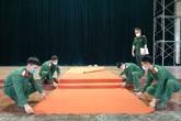Thanh Hóa chuẩn bị hoàn tất lễ tang Nguyên Tổng Bí thư Lê Khả Phiêu