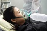 Giả định tình huống bệnh nhân mắc COVID-19 cấp cứu tại Bệnh viện dã chiến Tiên Sơn