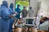 """Quảng Nam: Bác sĩ """"đứng tim"""" khi tiếp nhận quá nhiều bệnh nhân nhưng sau 20 ngày đã nhận tin vui"""