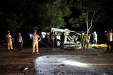 Danh tính bất ngờ của tài xế lái xe khách gây tai nạn làm 8 người tử vong ở Bình Thuận