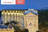Giá phòng khách sạn 5 sao ở Hà Nội giảm kịch sàn