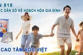 Canxi Unical For Rice – Sản phẩm đồng hành cùng Tổng cục Dân số và Kế hoạch hóa gia đình
