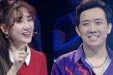 Trấn Thành bất lực sửa tiếng Việt cho vợ trên truyền hình, Hari Won mãi mà vẫn nói sai chính tả