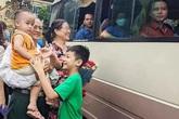 16 cán bộ y tế Nghệ An vào chi viện Đà Nẵng