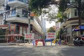 TP.HCM: 1 ca tái dương tính, phong tỏa 17 căn nhà ở quận Tân Phú
