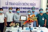 """48 giờ lắp đặt """"thần tốc"""" phòng xét nghiệm RT-PCR cho Bệnh viện C Đà Nẵng"""