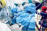 Bác sĩ trong tâm dịch COVID-19: 'Không dám nghe điện thoại của con'